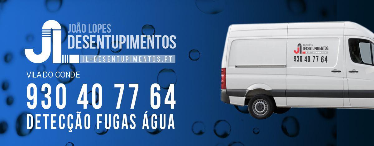 Detecção Fugas Água Vila do Conde