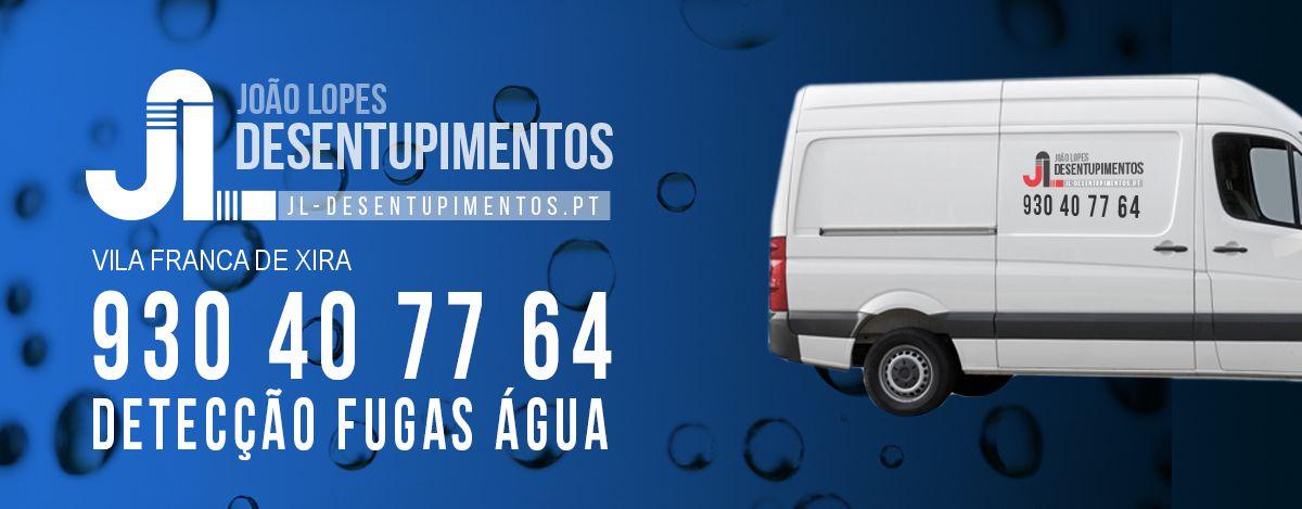 Detecção Fugas Água Vila Franca de Xira