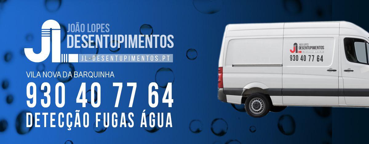 Detecção Fugas Água Vila Nova da Barquinha